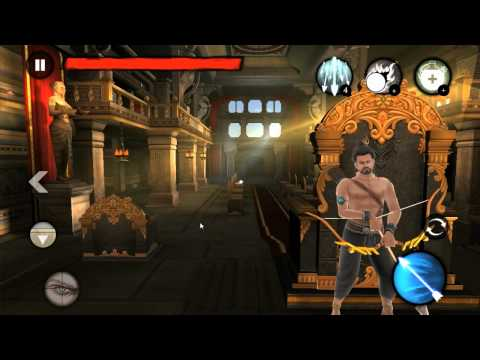 Kochadaiiyaan The Legend: Reign of Arrows - Gameplay Video [HD]