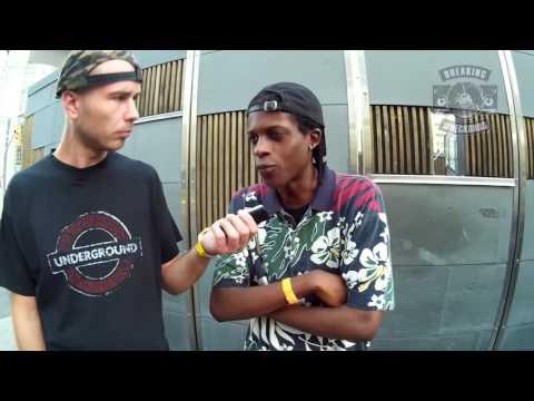 Raz Fresco interview w/ Breaking Wreckords Radio