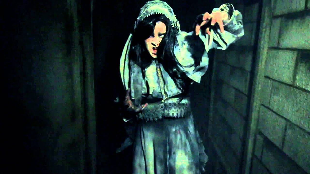 Exceptional Behind The Screams Intro: 13th Floor Haunted House Chicago   YouTube