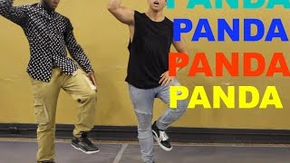 One of Corey Scherer's most viewed videos: PANDA DANCE TUTORIAL - Choreography | COREY SCHERER