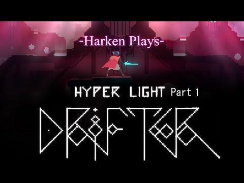Harken Plays: Hyper Light Drifter - Part 1 | Obscure