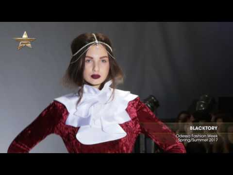 BLACKTORY  Odessa Fashion Week Spring Summer 2017