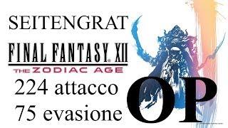 Final Fantasy 12 Zodiac Age: Come ottenere l'arma più potente al 100% a inizio gioco (Seitengrat)