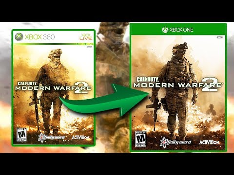 Modern Wafare 2 Is Now on XBOX ONE! (MW2 Backwards Compatible XB1)