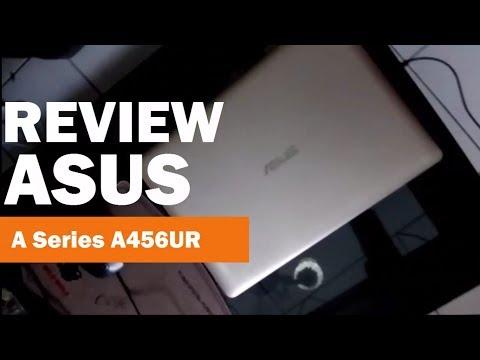 Review Laptop Asus A456UR