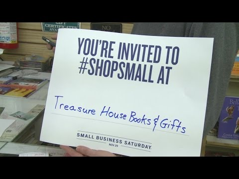 Old Town shop owners say Small Business Saturday is a big boost