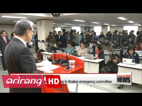 Ruling Saenuri Party remains locked in bitter power struggle