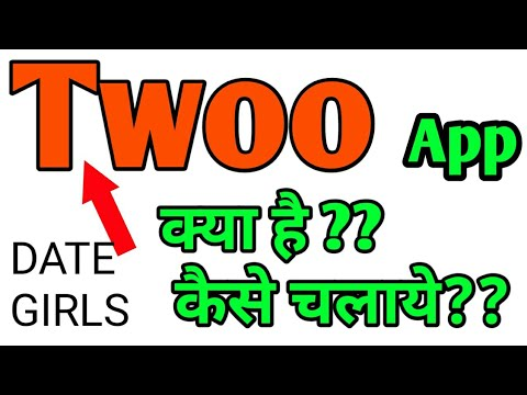 How To Use Twoo App In Hindi | Twoo App Kya Hai Kaise Use Kare