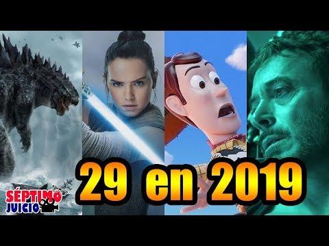 29 películas GEEK más esperadas del 2019 (para Qenk) | SJS