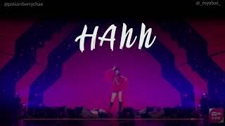 Park Bom (박봄) ft Cheetah - HANN (Hangul + English) Lyrics