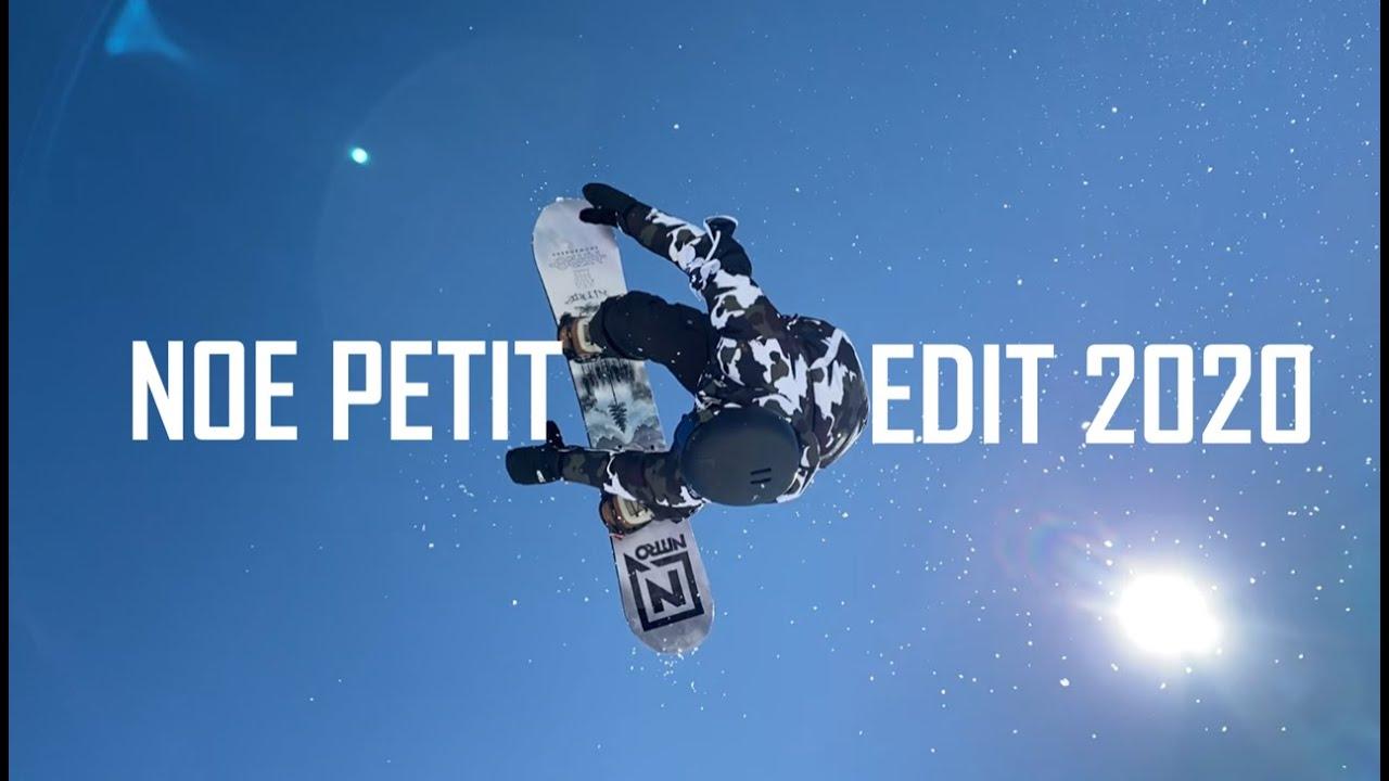 BILAN DE FIN SE SAISON DU JEUNE PRODIGE SNOWBOARDEUR NOÉ PETIT