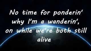 """Lord Huron - """"Ends of the Earth"""" [Lyrics on screen]"""