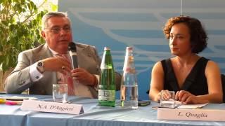 Ambasciatore Belize D'Angieri su Sharon Arafat e Berlusconi