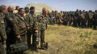более 400 украинских военных попросили убежища в России, Ukrainian soldiers flee to Russia