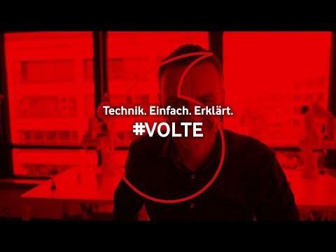 Technik. Einfach. Erklärt. #VoLTE