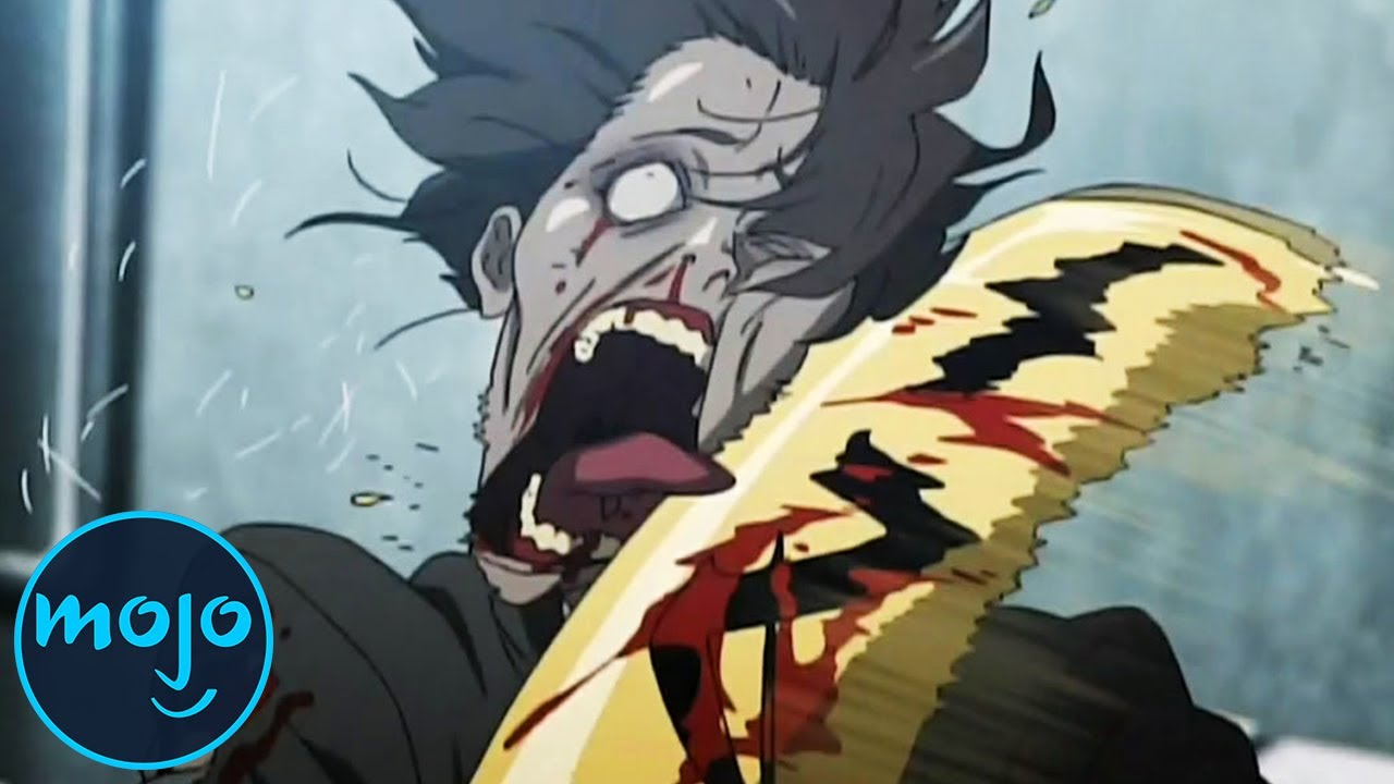 Top 10 Zombie Anime Series Youtube