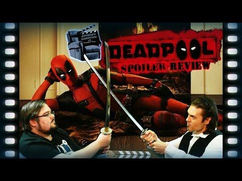deadpool movie spoiler review armchair directors youtube