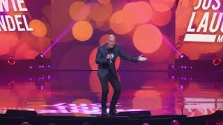 Howie Mandel at Just For Laughs