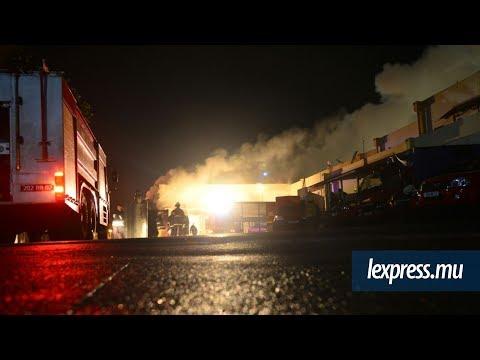 Incendie à Trianon: un disparu, des dégâts conséquents