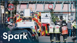 Bomb Threat In The London Underground | The Tube | Spark