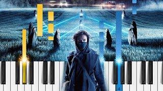 Alan Walker - On My Way - EASY Piano Tutorial