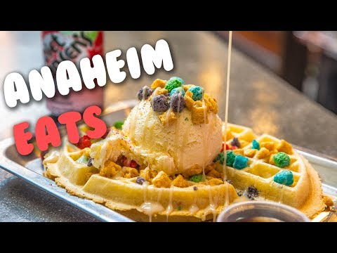 Top 5 Eateries In OC's Anaheim