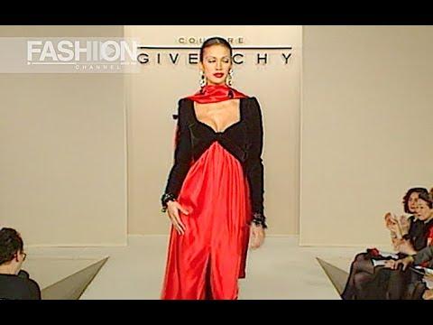 GIVENCHY Fall 1993 Paris – Fashion Channel