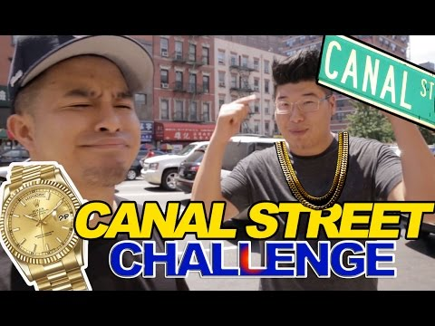 GET FLY ON CANAL STREET $50 CHALLENGE