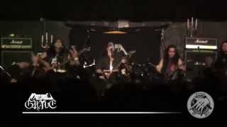 Metal Grave - The Court of King Minos (Live)
