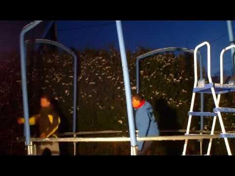 NBCWE Ray Cannon Vs. Triple Killer - Steel Cage