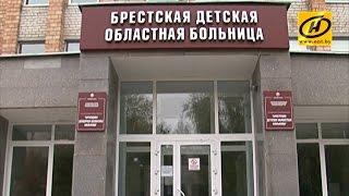 Брестські лікарі врятували українську дівчинку