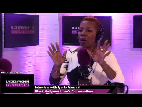 Iyanla Vanzant Interview | Black Hollywood Lives' Conversations