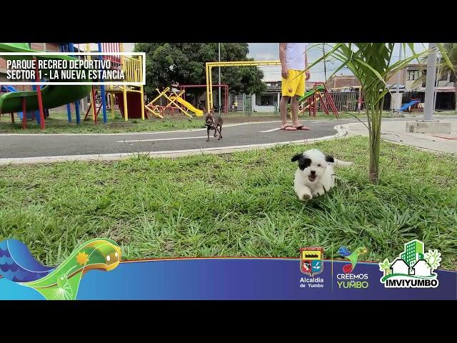 Parque Recreo Deportivo Sector 1 la Nueva Estancia
