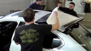 автостайлинг оклейка крыши в черный глянец autostyling lexus 350 gs 2016(Видео по оклейке крыши в черный глянец пленкой ORACAL® 970 Premium Wrapping Cast Lexus 350 gs 2016 Полировка пленки автовинила., 2016-04-18T18:31:41.000Z)