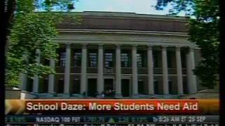 More Students Need Aid - School Daze