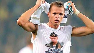 Тарасов заплатит 300 тысяч евро штрафа за футболку с Путиным(Футболист московского