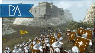 ARNOR UNITED: SIEGE OF CARDOLAN OUTPOST - Third Age Total War Reforged Mod Gameplay