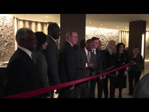 Grand Opening of Houston Airport Marriott at George Bush Intercontinental
