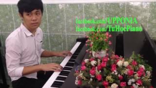 Lớp piano ở Thủ Đức - Duy Khang - Reminiscent [TT ÂN Upponia - Tự Học Piano.com]