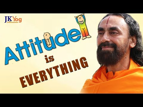 What Can Attitude Do For You | Powerful Message On Attitude | Swami Mukundananda