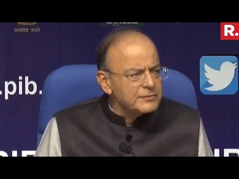 Finance Minister Arun Jaitley's First Press Conference Post Budget | Budget 2018