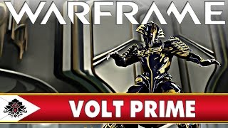 Warframe Volt Prime Energy Monster !