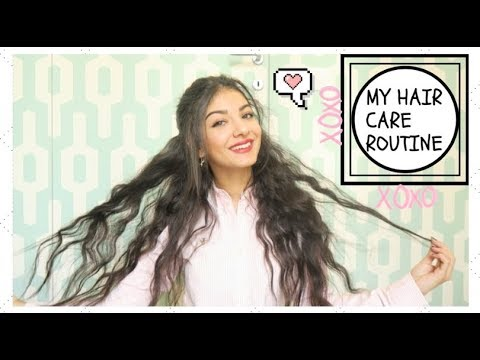 MY HAIR CARE ROUTINE / ASK | EM