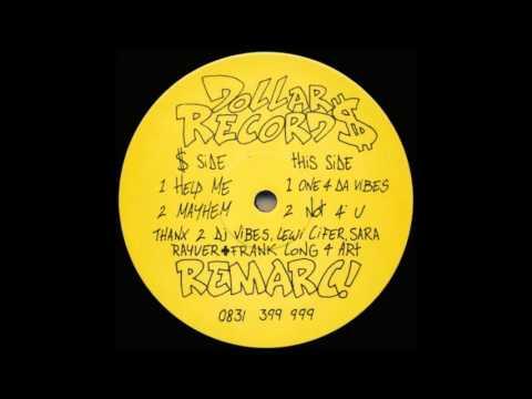 Remarc - One 4 Da Vibes (1993)