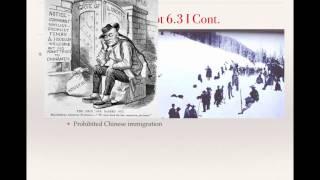 APUSH Review: Key Concept 6.3 (Period 6: 1865 - 1898)