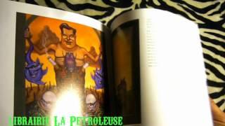 Livre / Book WEIRDO DELUXE - Matt Dukes Jordan (Chronicle) librairie La Petroleuse
