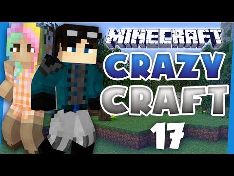 Minecraft - CrazyCraft w/ Kaleidow   Return of BloodMagic!