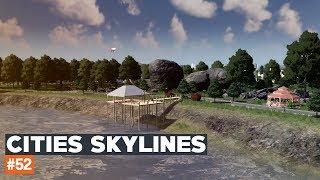 Cities Skylines #52 | Jezioro Parkowe