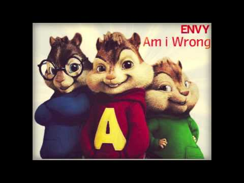 Nico & Vinz - Am i Wrong (Chipmunks Version)