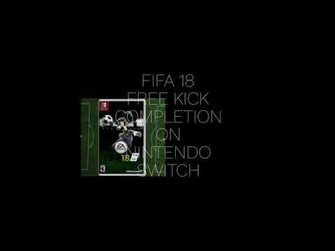 FIFA 18 FREE KICK COMPLETION